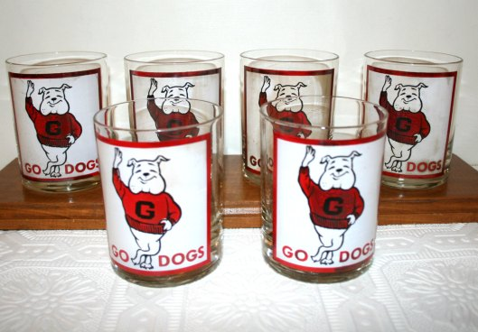 UGA glasses