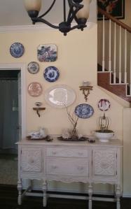 TheAtticBirds plate wall (3)