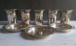 Silver Plate - Vintage Glass Revival