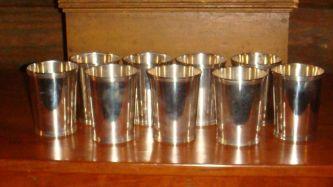 Sterling Mint Julep - The Loft Antiques