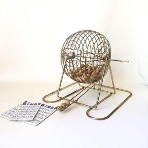 Bingo - two vagabonds vintage